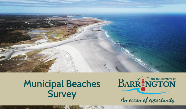 Take Our Municipal Beaches Survey