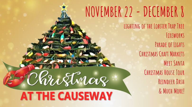 Christmas at the Causeway header