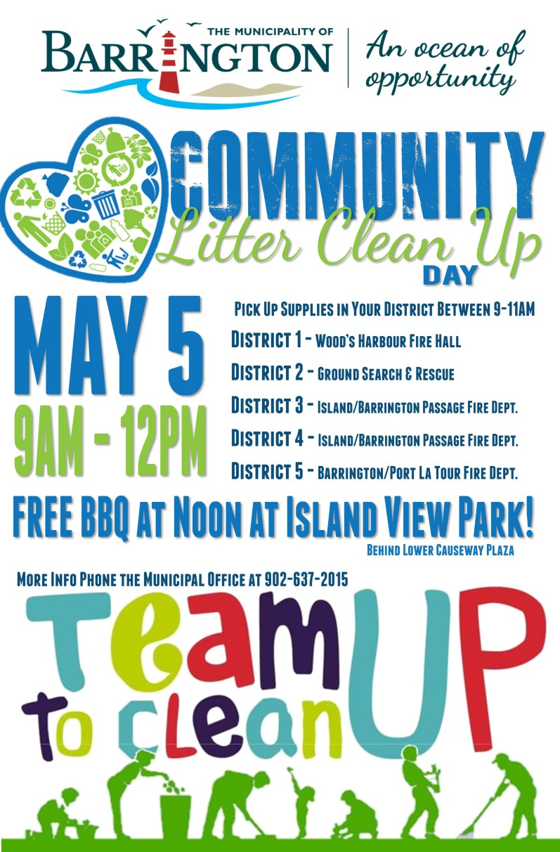 Community Litter Clean up Day 2018 web