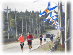 Nova Scotia Marathon Half Marathon and 10km